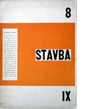 Image of Stavba cover