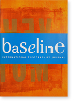 Baseline Cover Issue 19