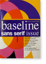 Baseline Cover Issue 14