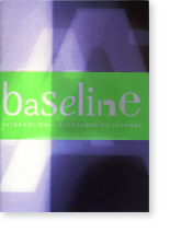 Baseline Cover Issue 23