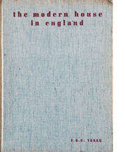 Image of The Modern House in England cover