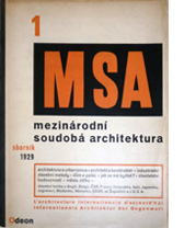 Image of MSA 1 cover