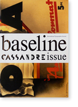 Baseline Cover Issue 10